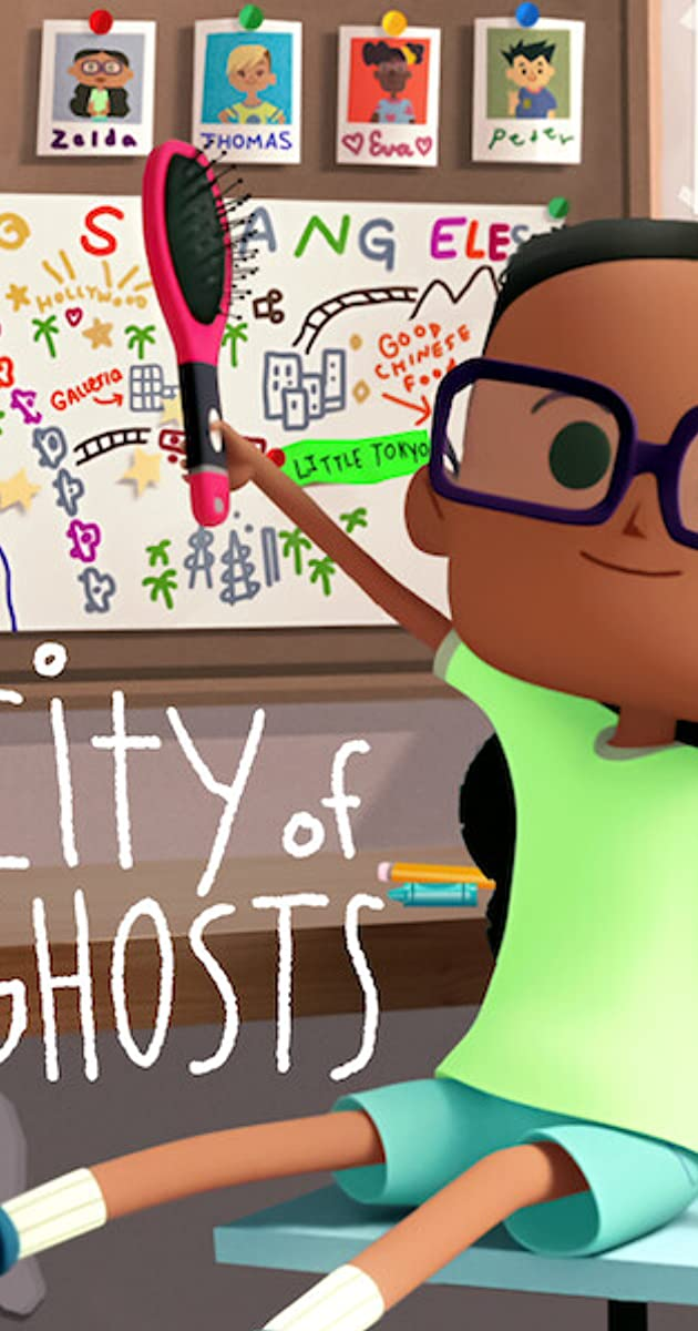 City of Ghosts TV Series (2021)