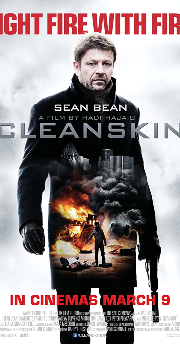 Cleanskin (2012): คนมหากาฬฝ่าวิกฤตสะท้านเมือง