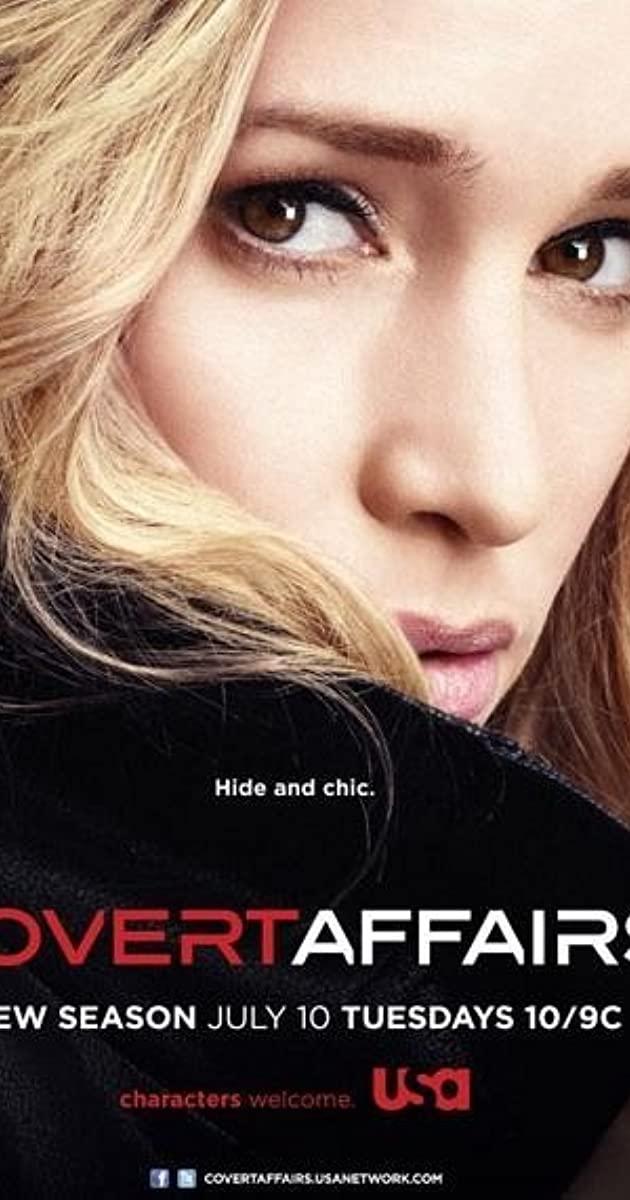 Covert Affairs TV Series (2010)