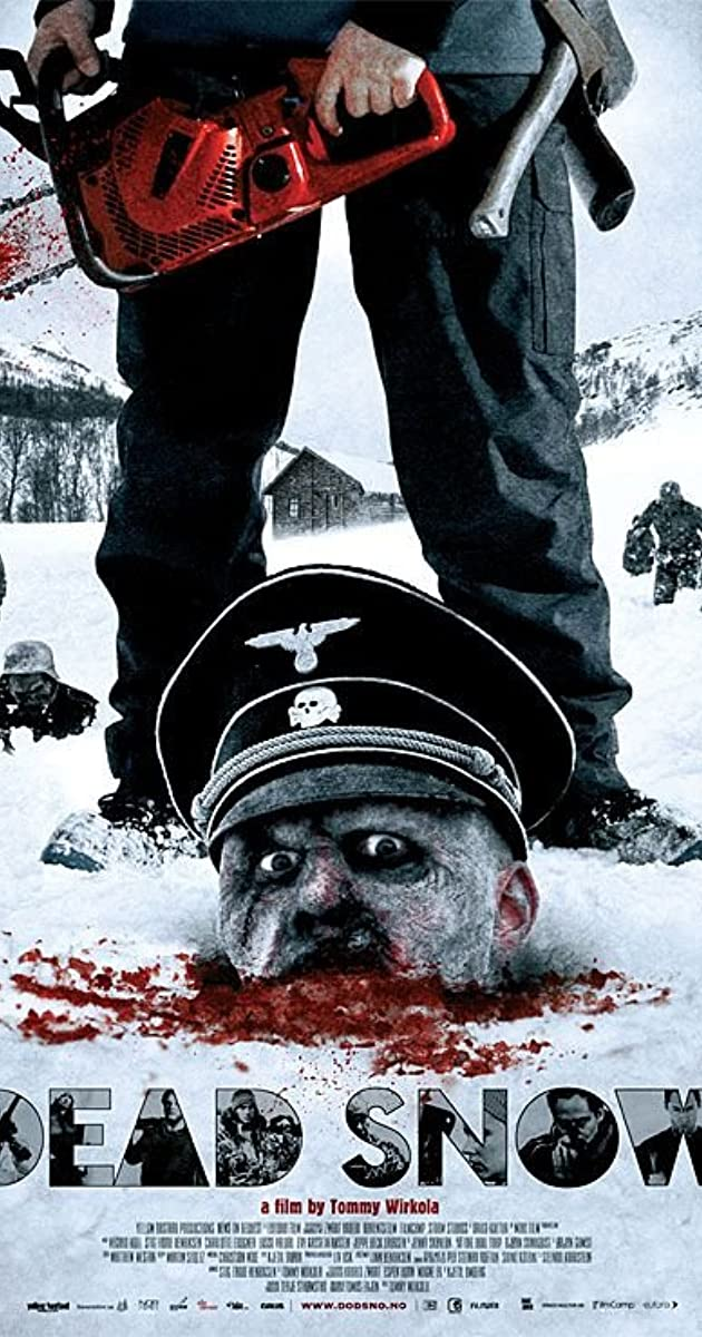 Dead Snow (2009): ผีหิมะ กัดกระชากโหด