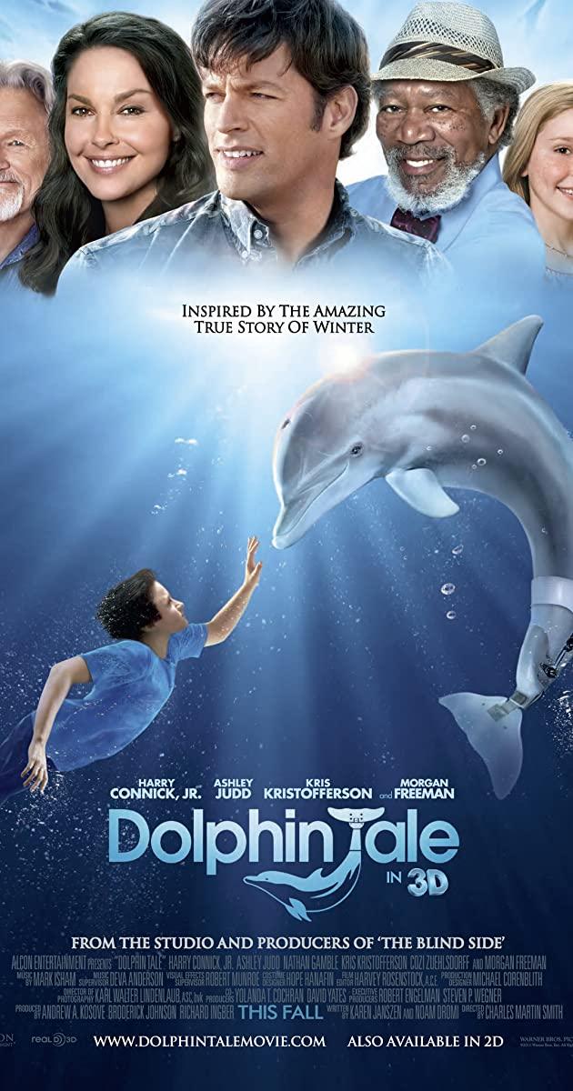 Dolphin Tale (2011): มหัศจรรย์โลมาหัวใจนักสู้