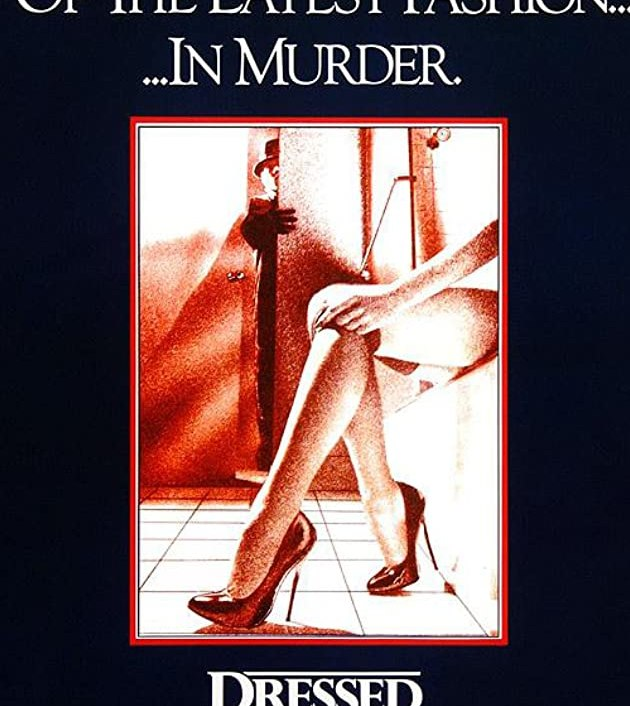 Dressed to Kill (1980): แต่งตัวไปฆ่า
