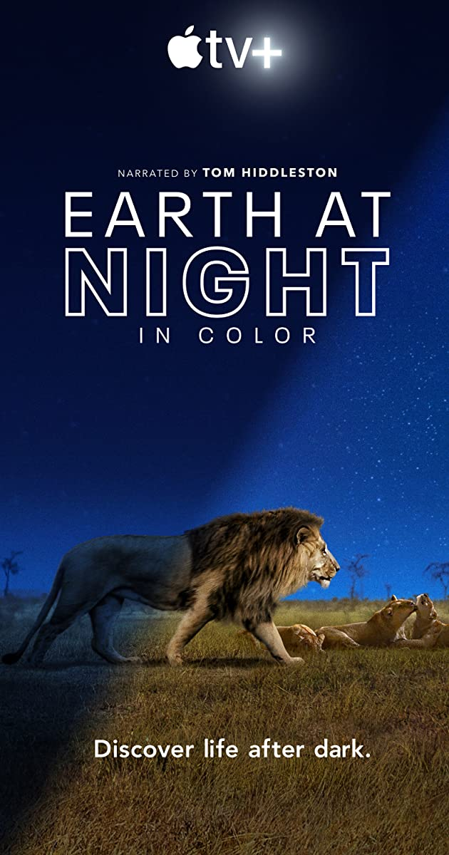Earth at Night in Color TV Series (2020)