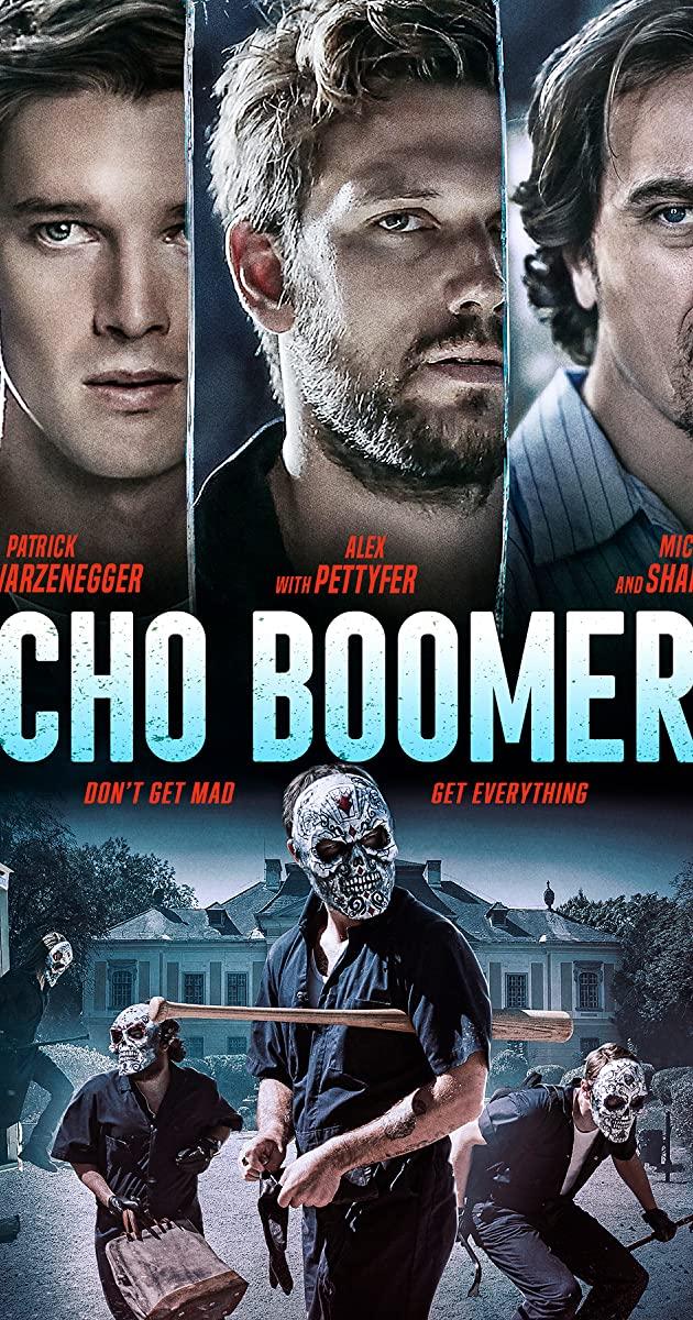 Echo Boomers (2020): ทีมปล้นคนเจนวาย