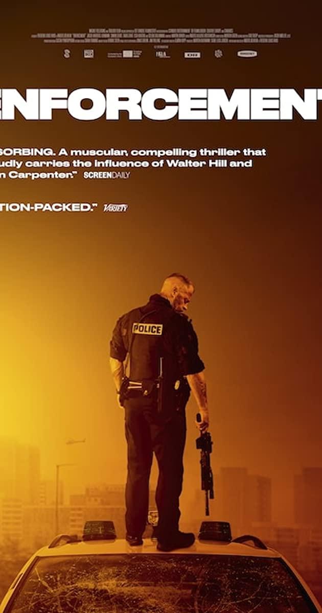Enforcement (2020): คู่ระห่ำ ฝ่าโซนเดือด