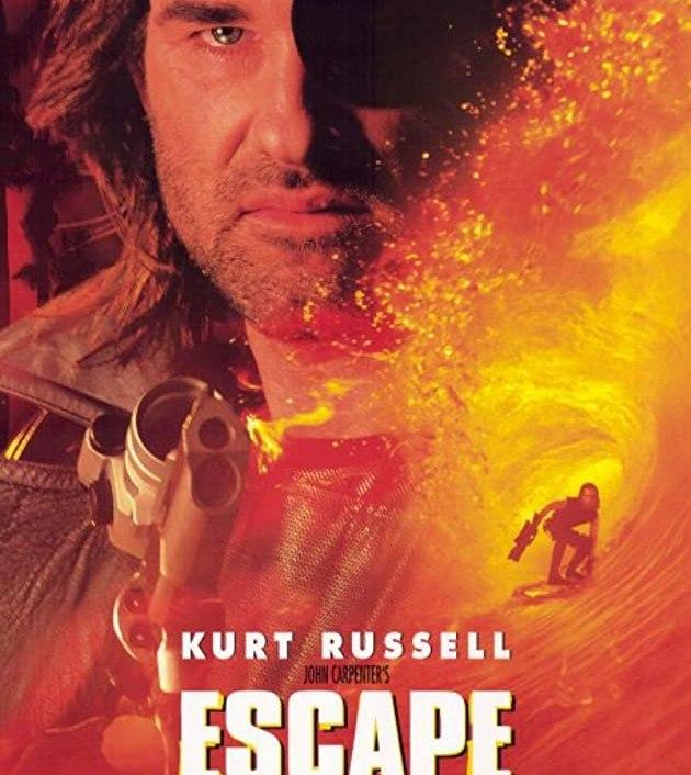 Escape from L.A. (1996): แหกด่านนรก แอล.เอ