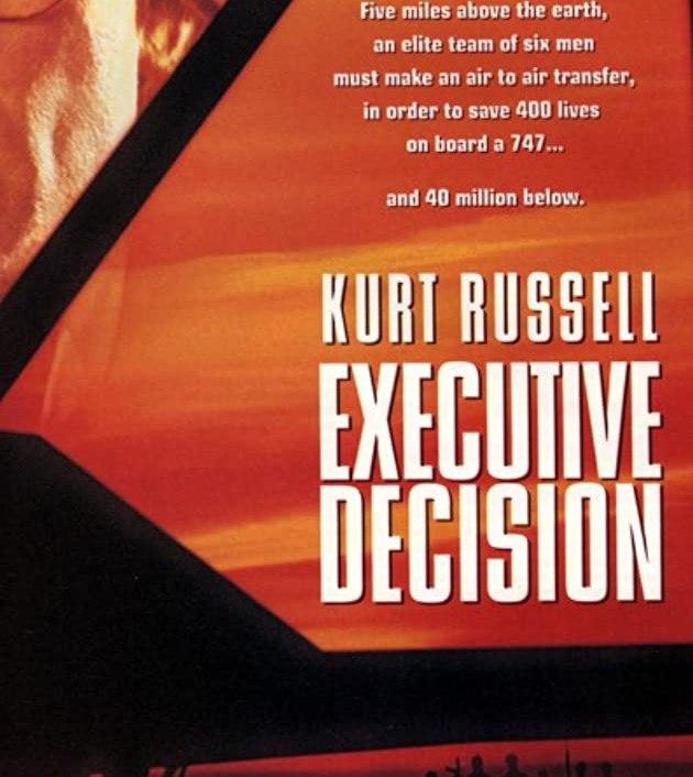 Executive Decision (1996) :ยุทธการดับฟ้า
