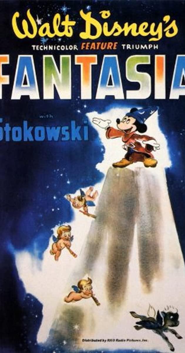 Fantasia (1940): แฟนเทเชีย