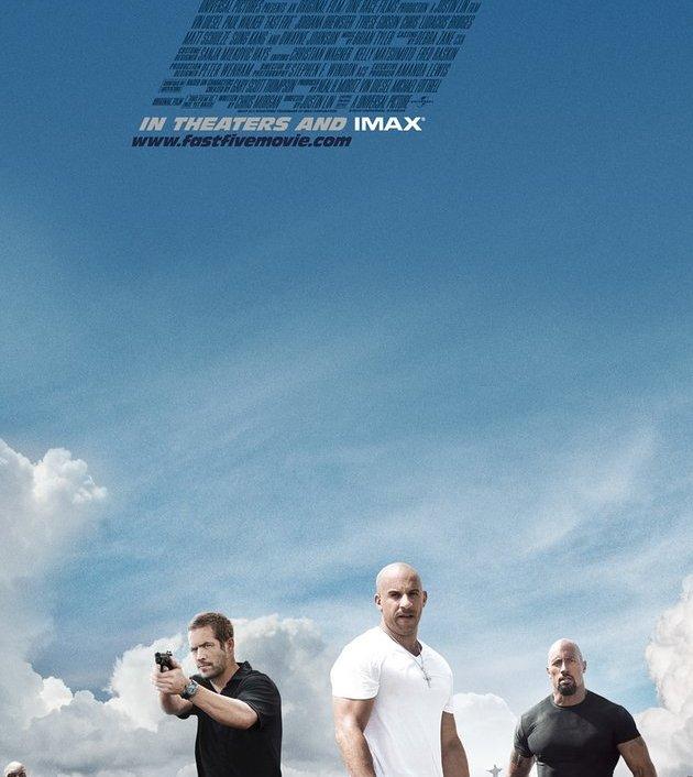 Fast Five (2011) : เร็ว แรง ทะลุนรก