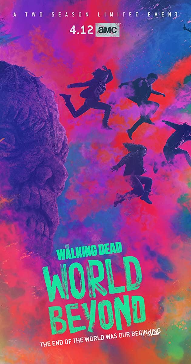 The Walking Dead: World Beyond TV Series (2020)