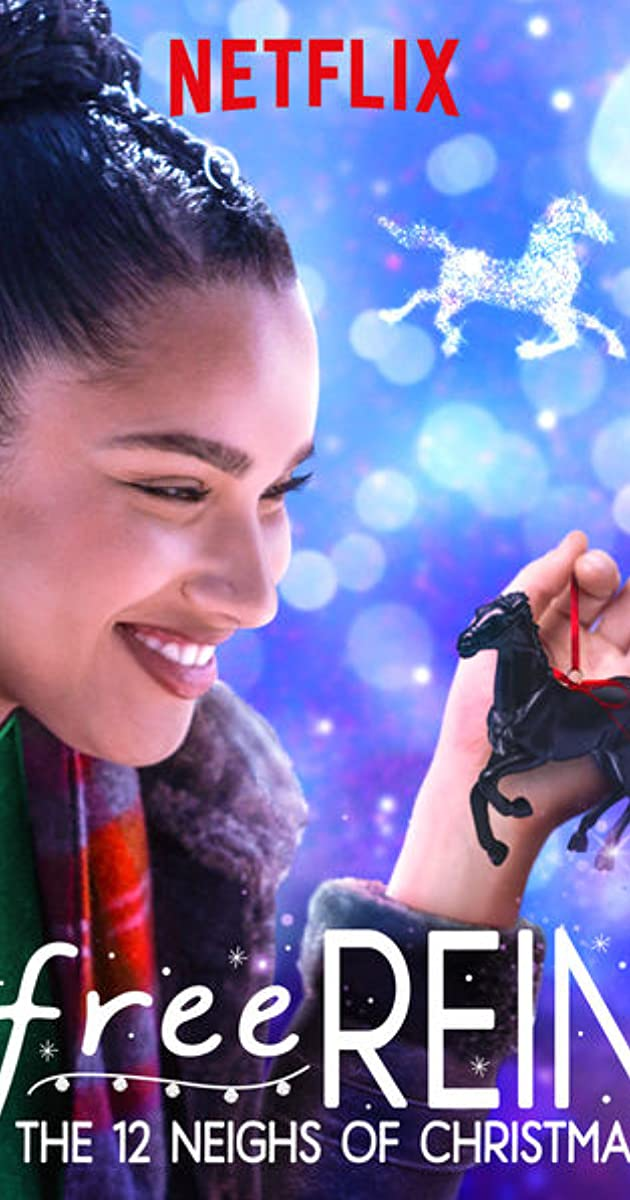 Free Rein The Twelve Neighs of Christmas (2018)