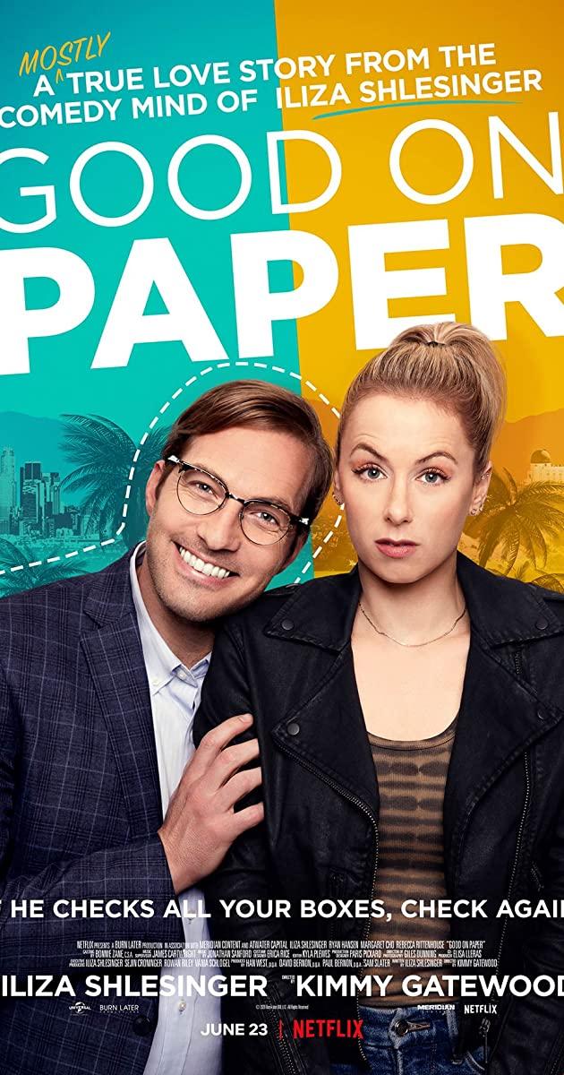 Good on Paper (2021): หนุ่มเพอร์เฟค