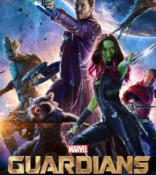 Guardians of the Galaxy (2014): รวมพันธุ์นักสู้พิทักษ์จักรวาล