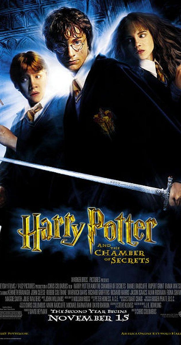 Harry Potter and the Chamber of Secrets (2002): แฮร์รี่ พอตเตอร์กับห้องแห่งความลับ
