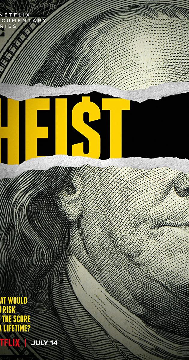 Heist TV Series (2021): ปล้น
