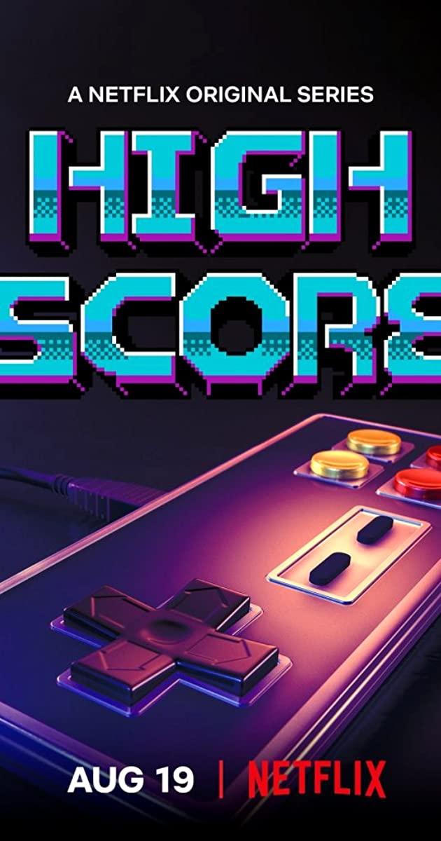 High Score TV Series (2020): ส่องยุคทองวิดีโอเกม