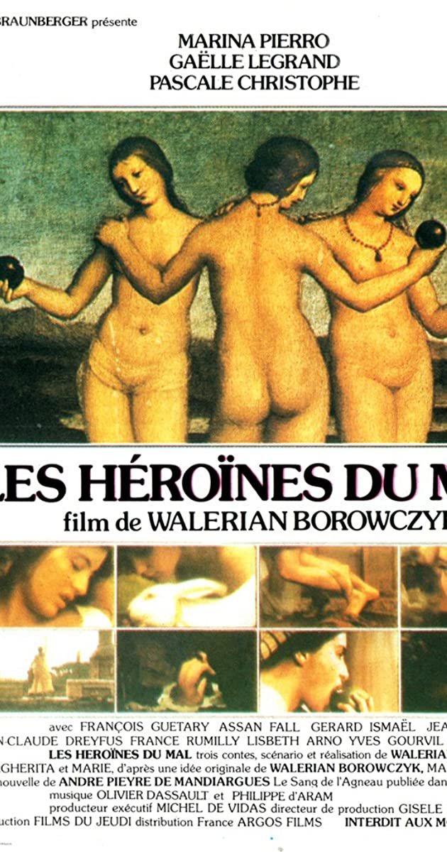 Immoral Women 1979