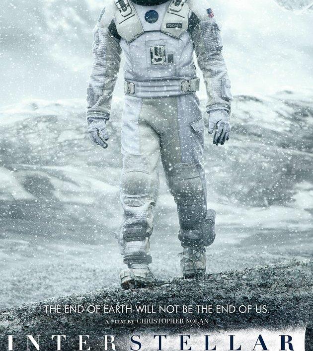 Interstellar (2014): ทะยานดาวกู้โลก