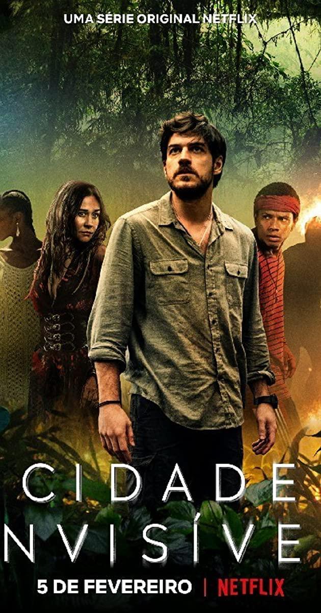 Invisible City TV Series (2021): เมืองอำพราง