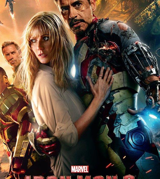 Iron Man 3 (2013): มหาประลัย คนเกราะเหล็ก