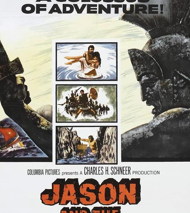 Jason and the Argonauts (1963): อภินิหารขนแกะทองคํา