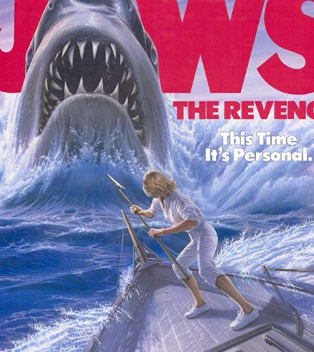 Jaws: The Revenge (1987) จอว์ส 4 ล้าง…แค้น