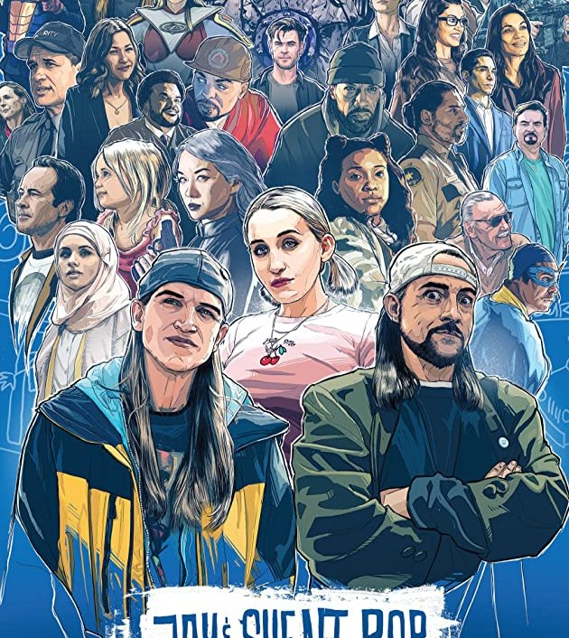 Jay and Silent Bob Reboot (2019): เจย์กับบ็อบ (ใบ้): รีบูท
