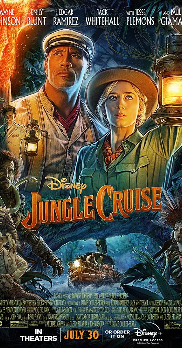 Jungle Cruise (2021): ผจญภัยล่องป่ามหัศจรรย์
