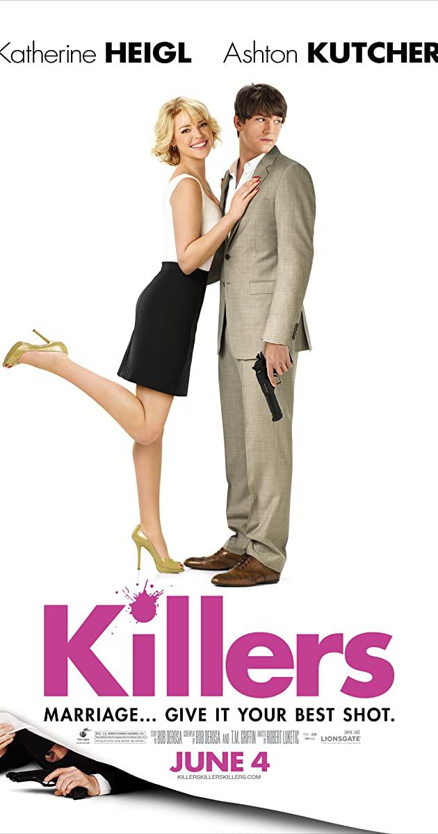 Killers (2010): เทพบุตร หรือ นักฆ่า บอกมาซะดีดี