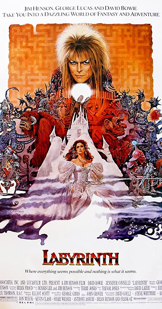 Labyrinth (1986): มหัศจรรย์เขาวงกต