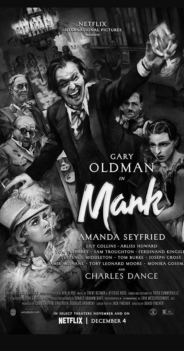 Mank (2020): แมงค์