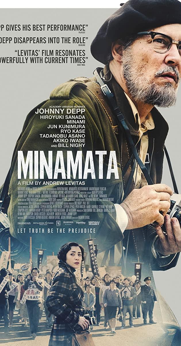 Minamata (2020): มินามาตะ ภาพถ่ายโลกตะลึง