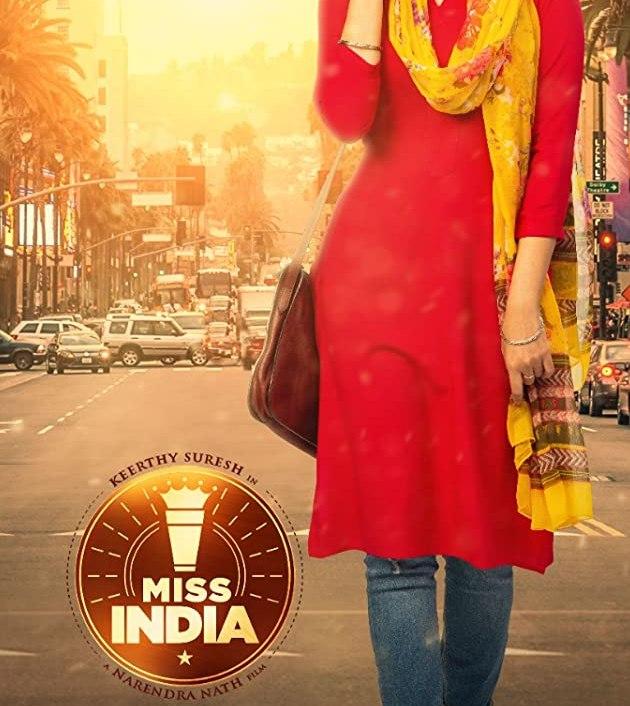 Miss India (2020): มิสอินเดีย