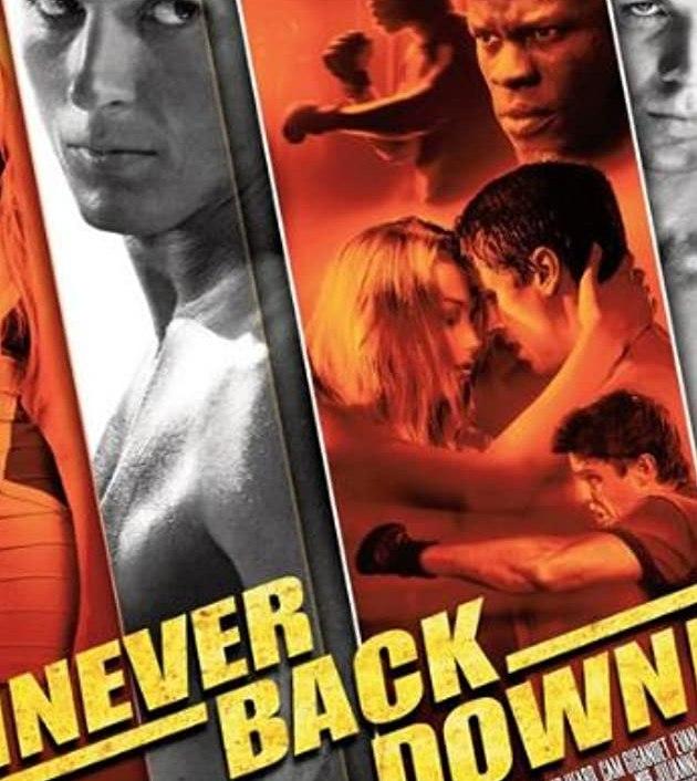 Never Back Down (2008): กระชากใจสู้แล้วคว้าใจเธอ