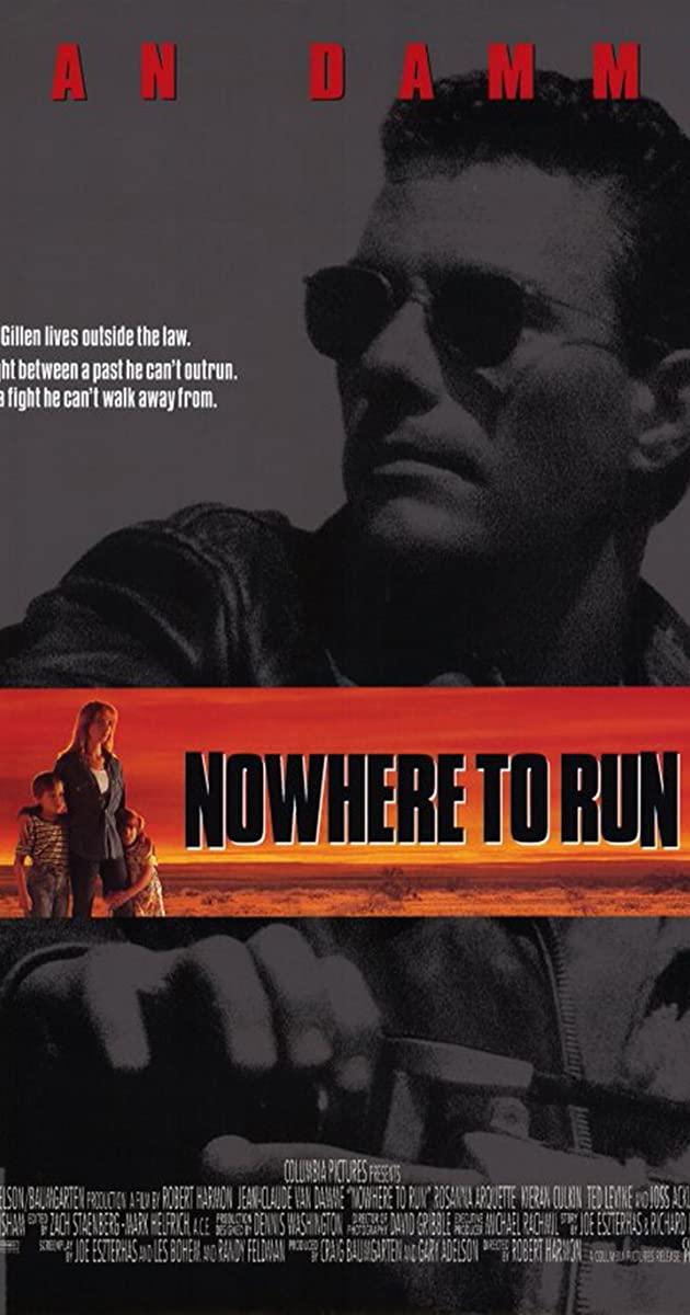 Nowhere to Run (1993): คนอึดองศาเดือด