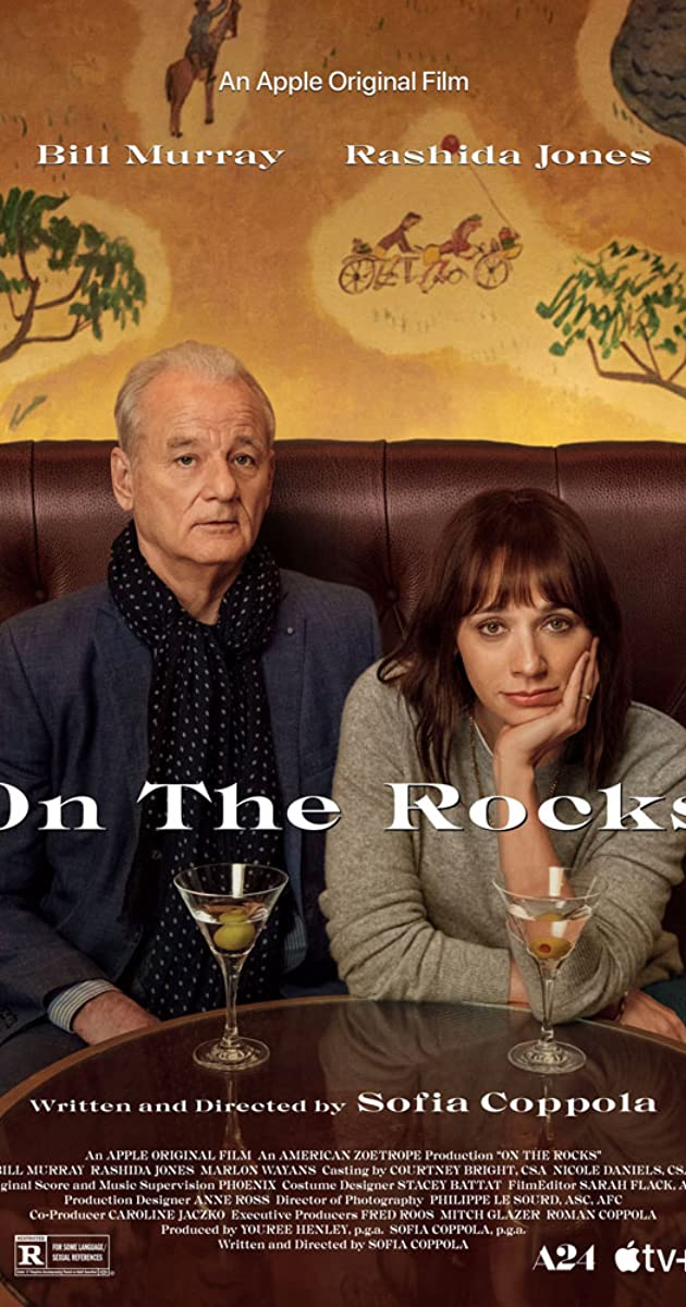 On the Rocks (2020): ออน เดอะ ร็อค