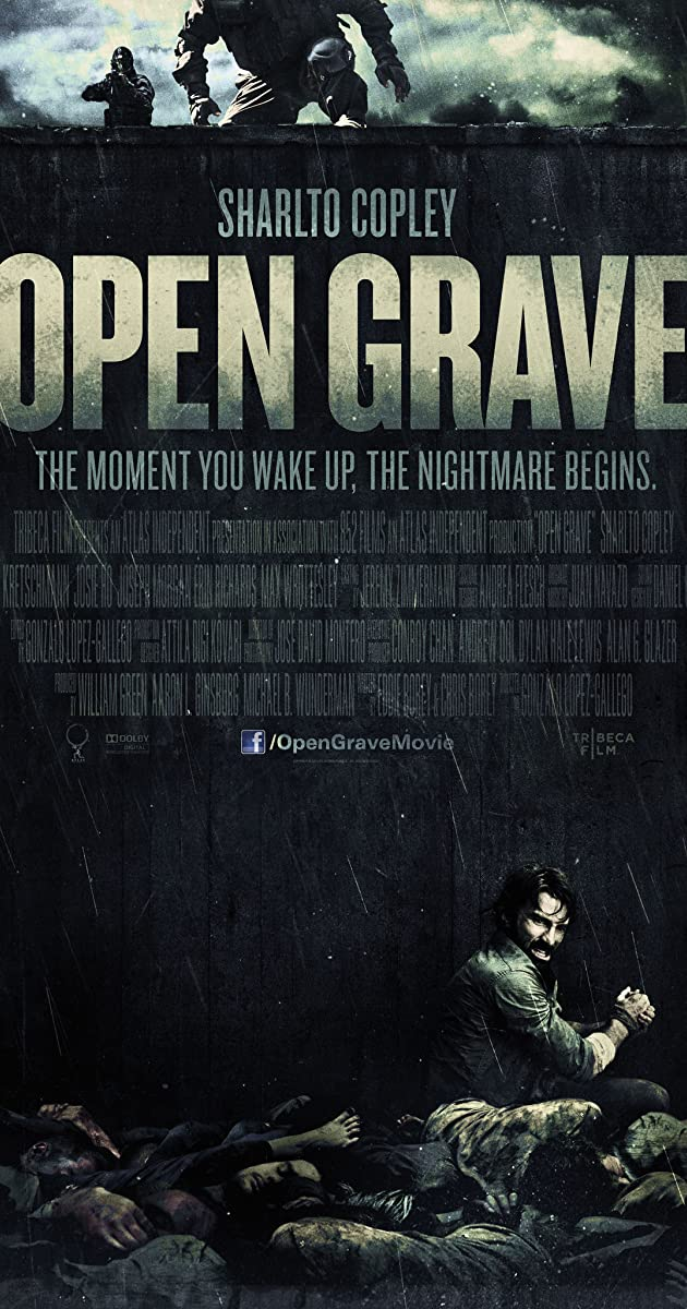 Open Grave (2013): ผวาศพนรก