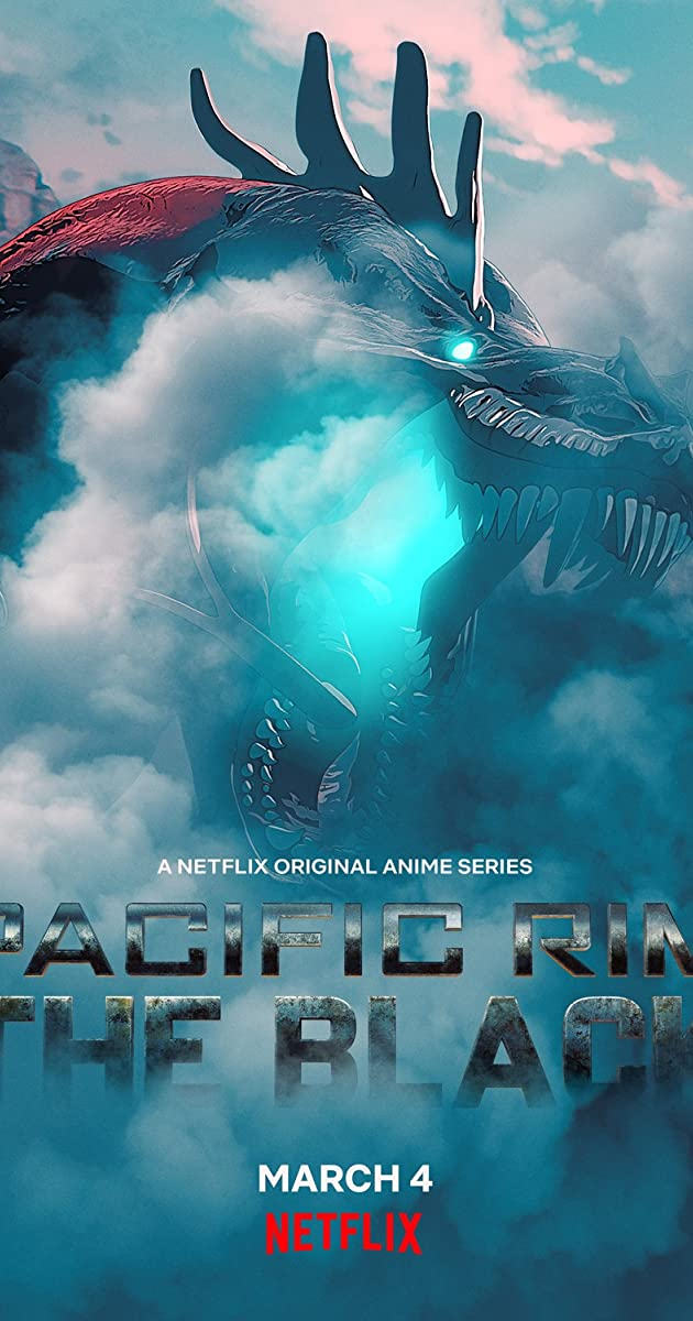 Pacific Rim The Black TV Series (2021)