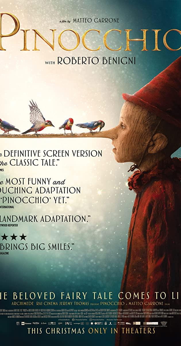 Pinocchio (2019): พินอคคิโอ