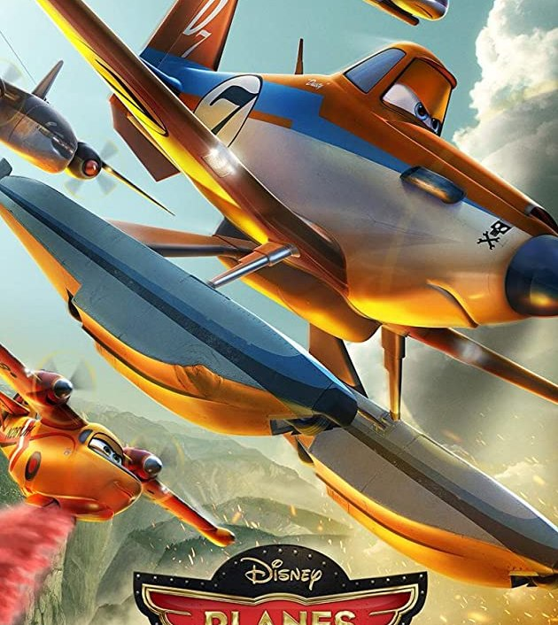 Planes: Fire & Rescue (2014):  เพลนส์ ผจญเพลิงเหินเวหา