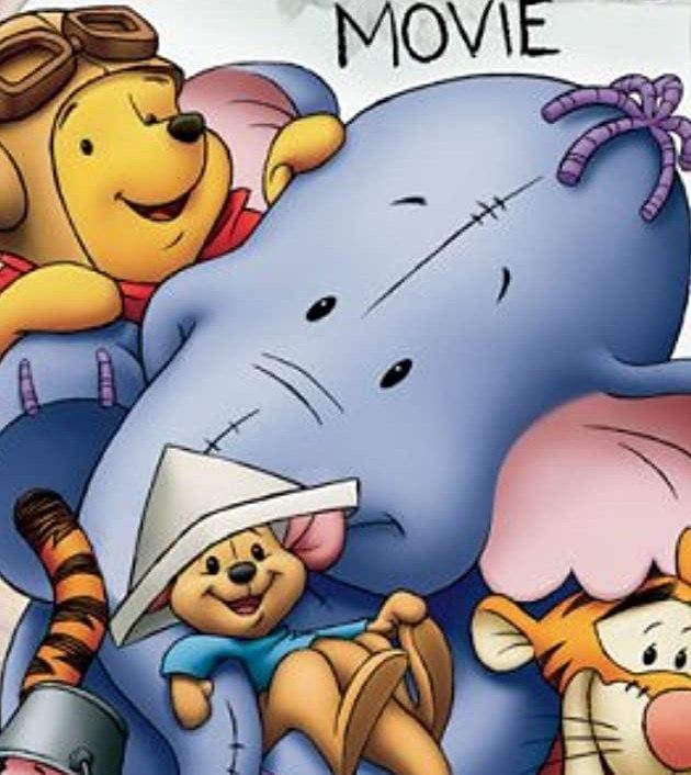 Poohs Heffalump Movie (2005): เฮฟฟาลัมพ์ เพื่อนใหม่ของพูห์