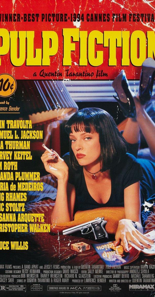 Pulp Fiction (1994): เขย่าชีพจรเกินเดือด