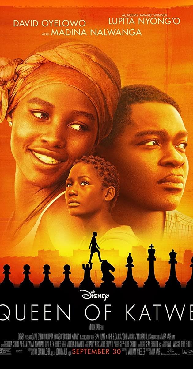 Queen of Katwe (2016): ราชินีแห่งแคทเว