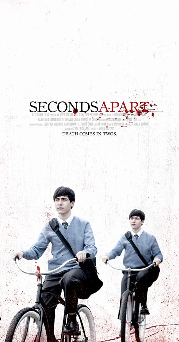 Seconds Apart (2011): มิติสยอง 7 ป่าช้า แฝดนรกคลั่งโหด
