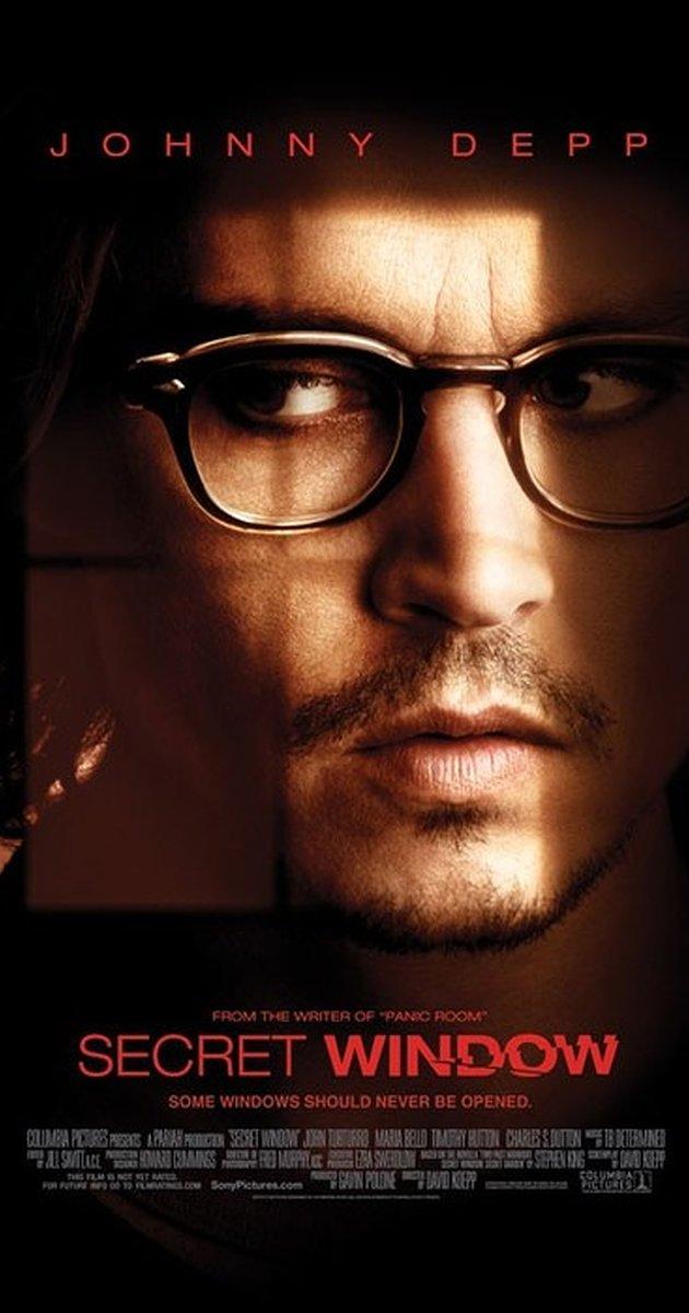 Secret Window (2004) : หน้าต่างหลอน อำมหิต