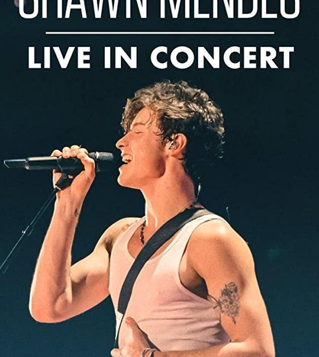 Shawn Mendes: Live in Concert (2020): ชอว์น เมนเดส: ไลฟ์อินคอนเสิร์ต