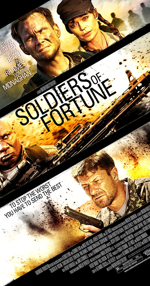 Soldiers of Fortune (2012): เกมรบคนอันตราย