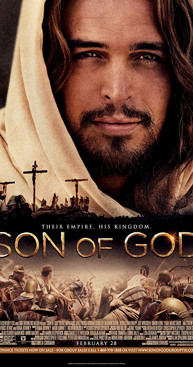 Son of God (2014): บุตรแห่งพระเจ้า