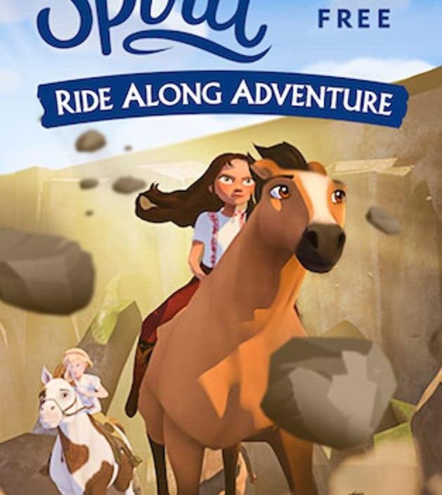 Spirit Riding Free: Ride Along Adventure (2020): สปิริตผจญภัย: ขี่ม้าผจญภัย