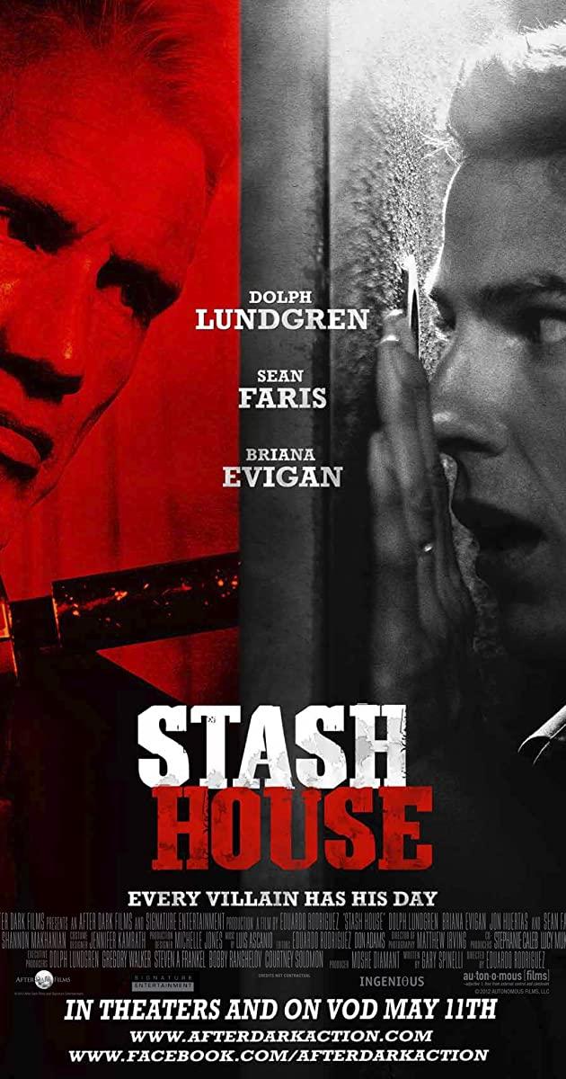 Stash House (2012): คนโหดปิดบ้านเชือด